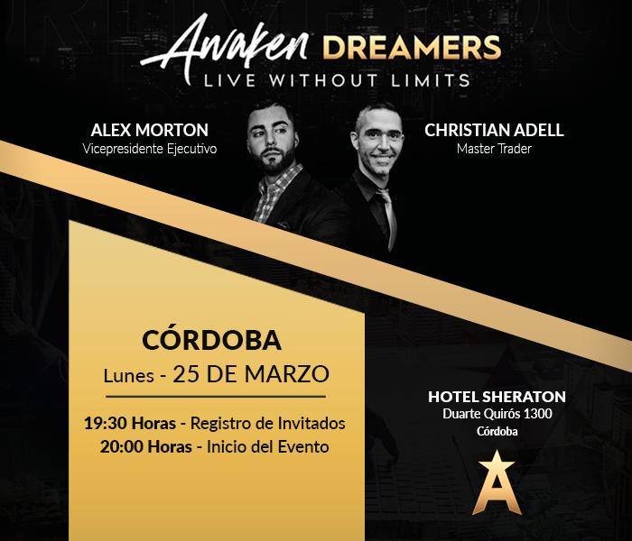 Awaken Dreamers - Argentina