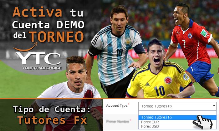 Banner descargar plataforma Torneo TFX
