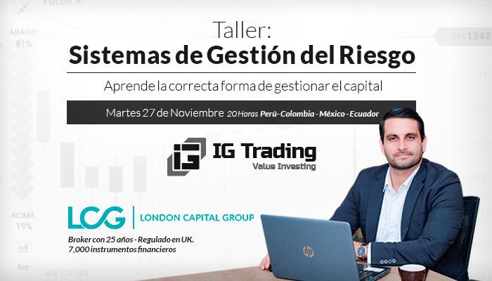 Taller-Sistemas-de-Gestión-del-Riesgo---IG-Trading