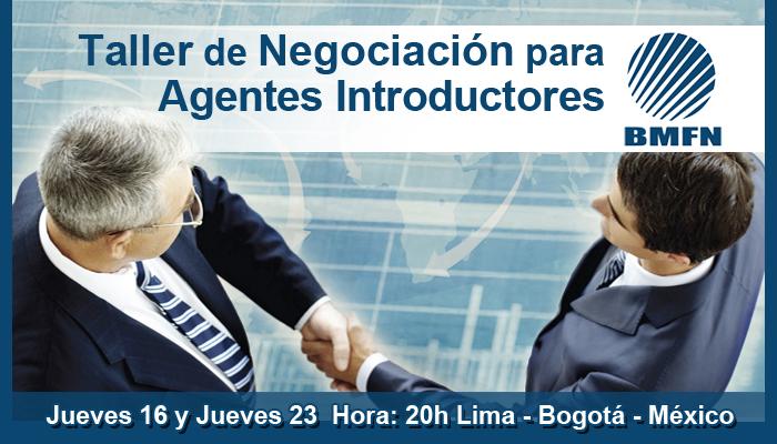Taller de Negociaciones l